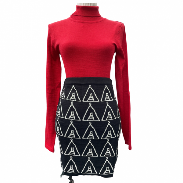 Lavvu-miniskirt